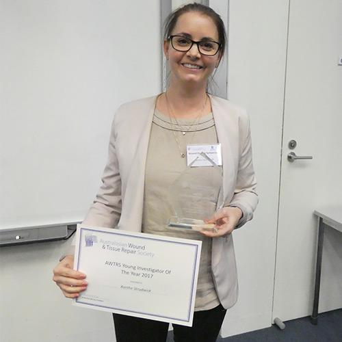 Dr Xanthe Strudwick