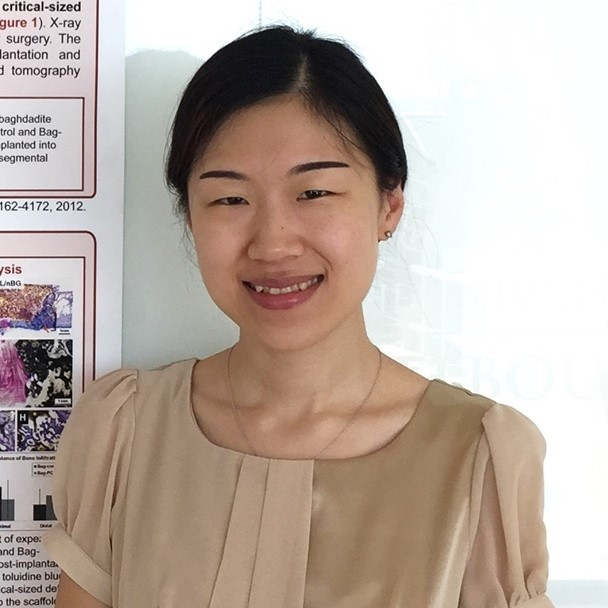 Dr Jiao-Jiao Li